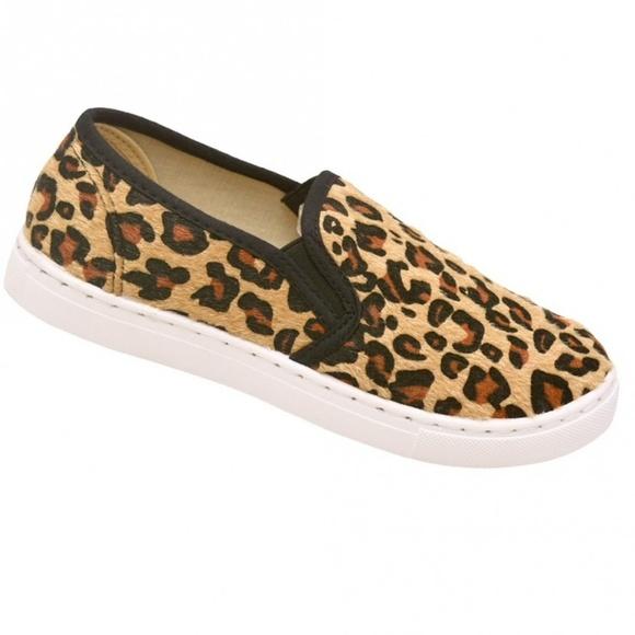 Anna Shoes   Anna Slick Slipon Leopard